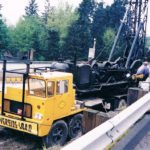 Truck-Mounted Drill