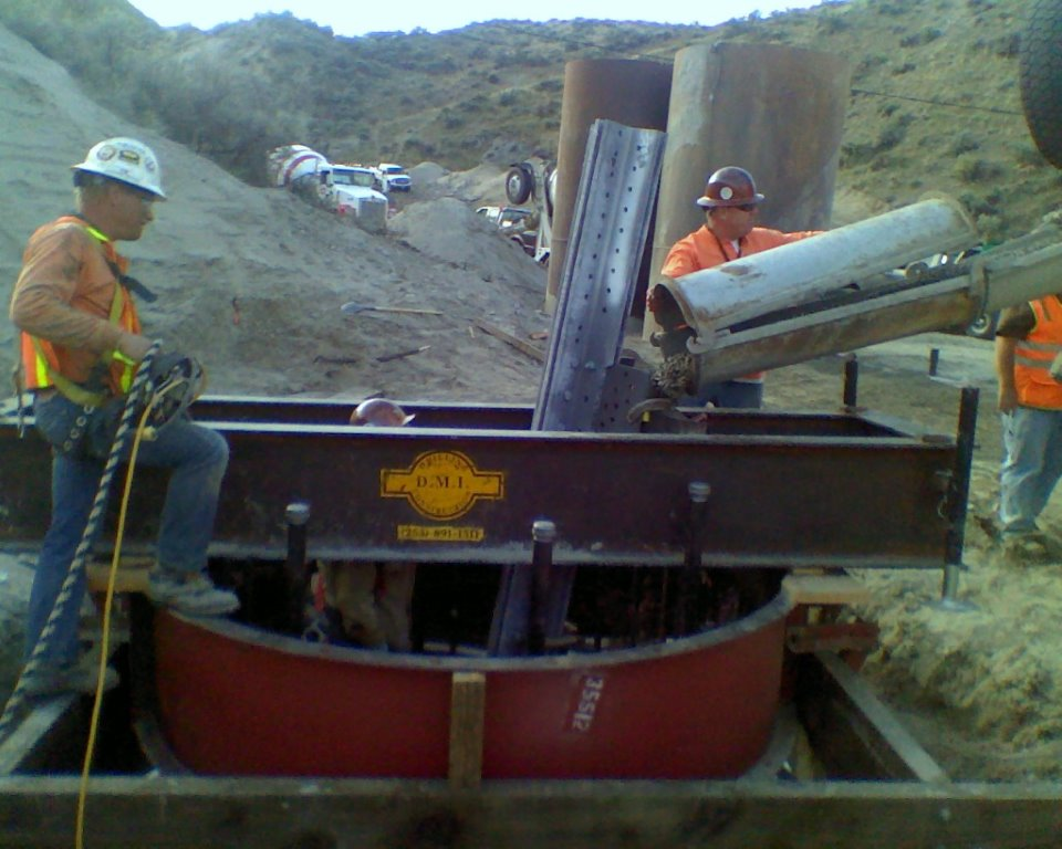 Our Work - DMI Drilling Construction - Building You a Strong