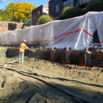 Shotcrete Lagging