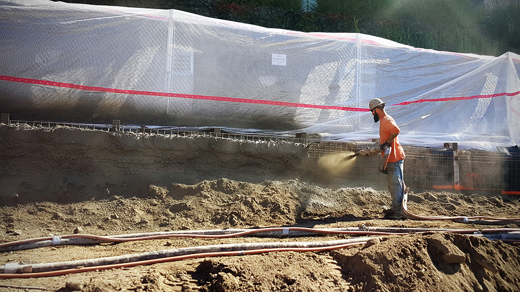 Soil Nail & Shotcrete