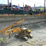 Soil Nail Shotcrete Lagging