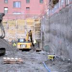 Shotcrete Wall and Shoring