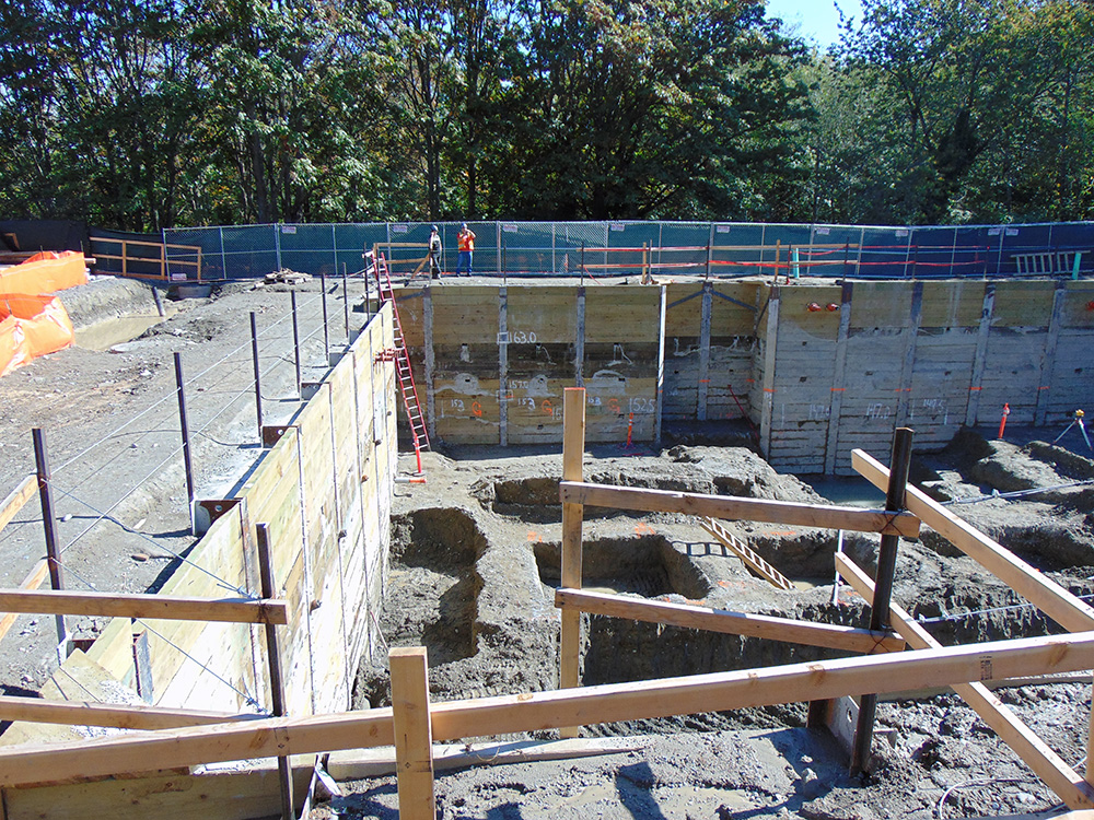Shoring Contractor Dmi Drilling Building A Strong